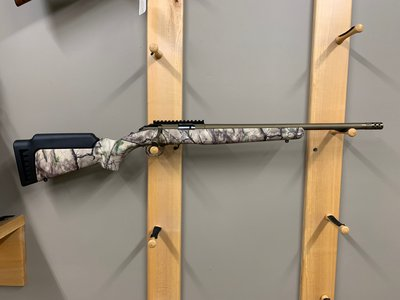 Ruger American Go Wild 22
